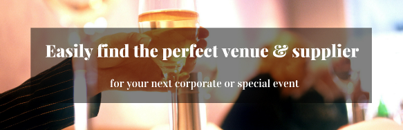 Find the perfect venue or supplier