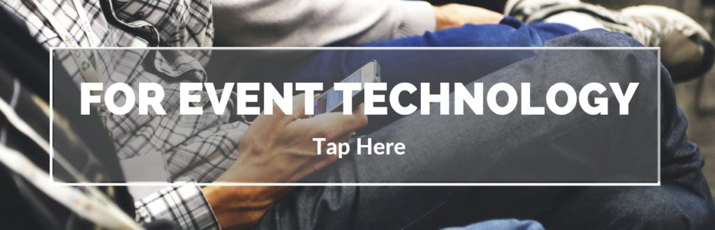Tap for Event Technology on ESN