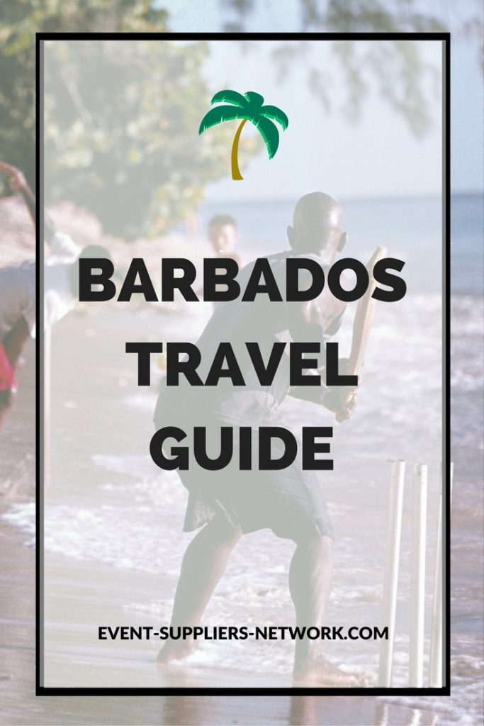 Barbados Travel Guide - Pinterest Pic