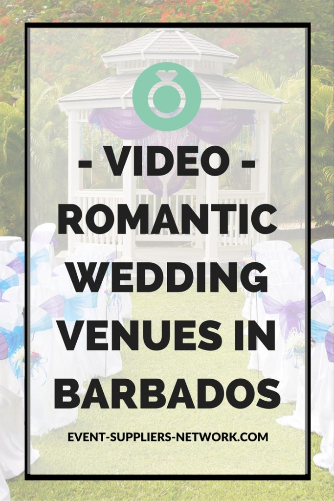 Barbados Wedding Venues video on Pinterest