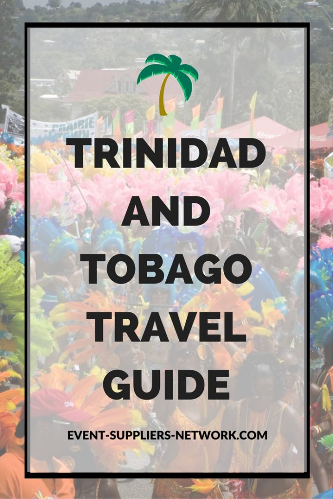 Trinidad and Tobago Travel Guide - Pinterest Pic