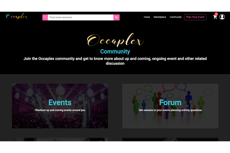 Occaplex-community